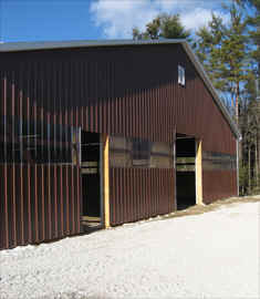 Myhre Equine Indoor